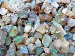 5mm upto 15mm Welo Ethiopian Opal Rough Raw Stone