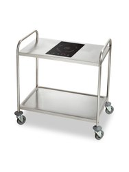 Induction Mobile Trolley