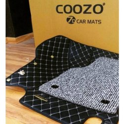 Coozo 7D Car Mat For Hyundai New Santro