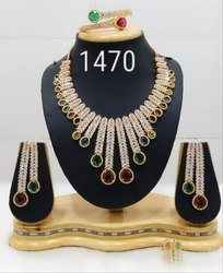 Fashion Necklace Combo Set