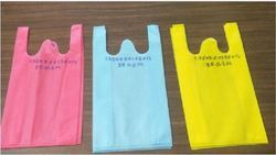 Virgin Quality Non Woven W/U Cut Bags