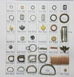 Metal Rings METAL D RING, For Garments, Handbags