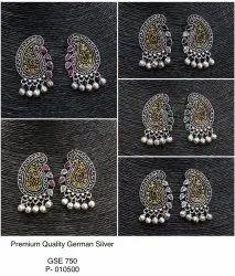 Festive Jewellery - Ornate Earrings