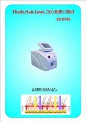 Diode Laser 2018 Model for Professional