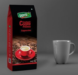 Instant Cappuccino Coffee Latte