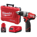 Milwaukee Brushless Compact Percussion Drill-M12CPD-202C