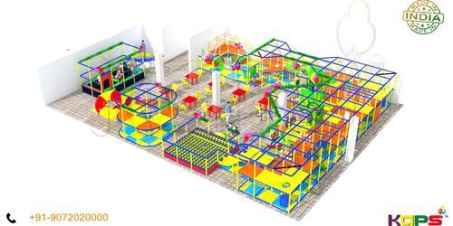 Indoor Soft Play KAPS J3124