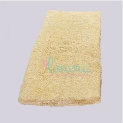 Lenora Loofah Body Compressed Natural Scrubber, for Personal and Parlour