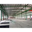 Prefabricated Godown Steel Shed