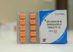 Ofloxacin & Orindazole