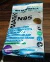 N95 face mask without valve