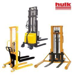 Mild Steel Pallet Stacker, For Material Handling