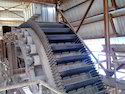 High Angle Conveyor