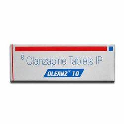 Oleanz Medicine Grade Olanzapine, Packaging Type: Strips