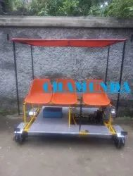 Self Propelled Railway Light Weight Trolley