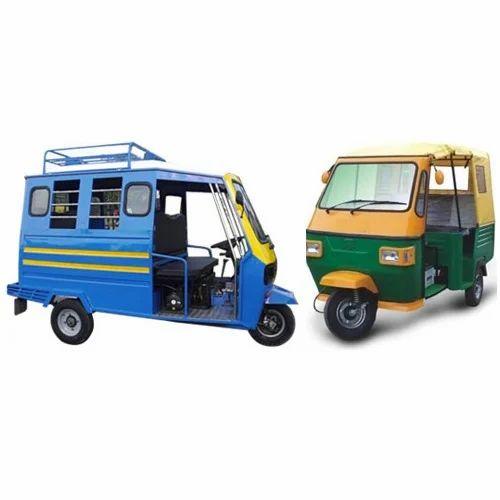 Tuk Tuk Auto Rickshaw Zeal D3