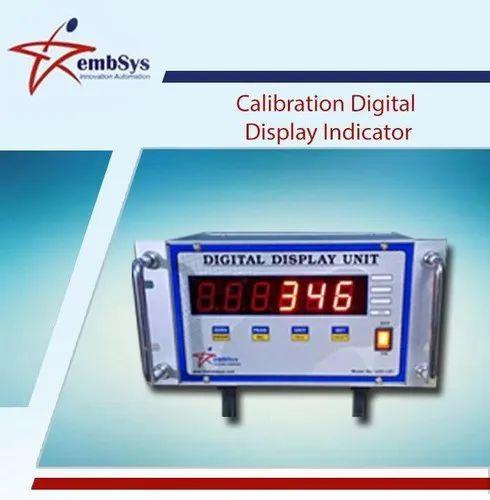 Calibration Digital Display Indicator