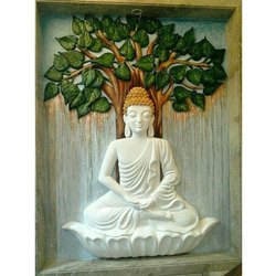 outdoor buddha wall mural art view studio manufacturer in uttamcarved marble buddha wall murals