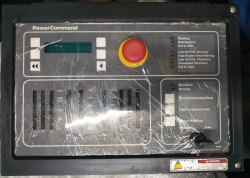 PCC2100 Cummins Digital Controller