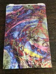 Multicolor Rectangular Printed Paper Bag, Packaging Type: Packet, Capacity: 2-5kg