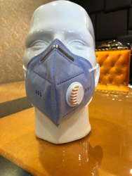 Blue N95 Reusable Face Mask