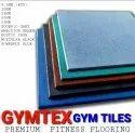 Gym Rubber Tiles