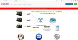 Cloud Based Attendance Management Software With Payroll