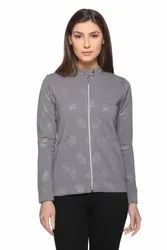 Grey Women Stylish Jacket