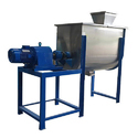Semi Automatic Ribbon Blender Machine