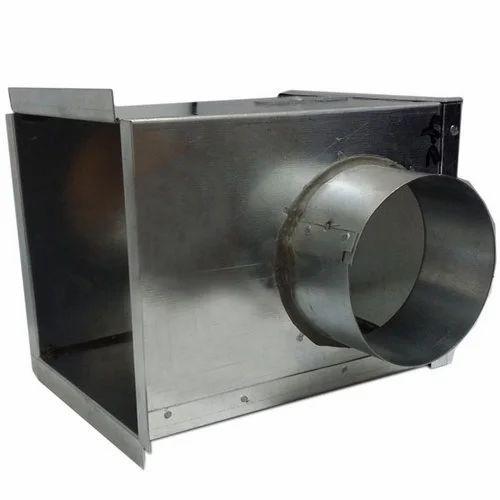 Side Entry Plenum Box