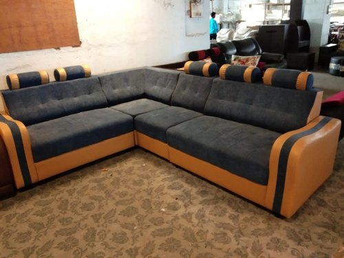 Ar Furniture L Shape Corner Sofa Model, What Size Is A Corner Sofa