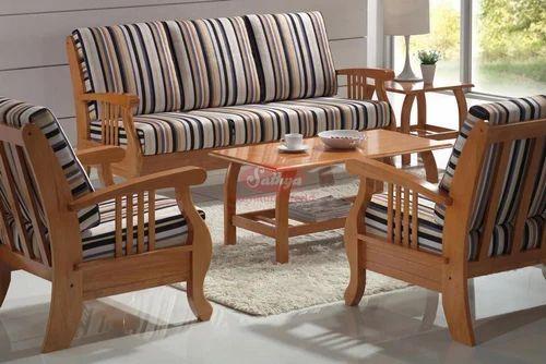 Swell Sofa Set Teakwood Sofa Set Manufacturer From Chennai Customarchery Wood Chair Design Ideas Customarcherynet