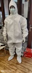Suit for Corona Virus with Seam tape