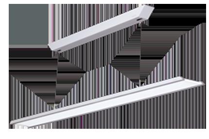on sale 492be 789dd Wipro Aslimline Led Pendant Edge Lit Up Down Suspended Light