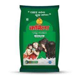 25 & 50 kg Kapila Uttam Pallet Super Animal Feed, Packaging Type: PP Bags