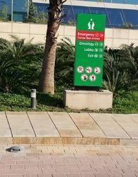 Traffic Gantry Sign