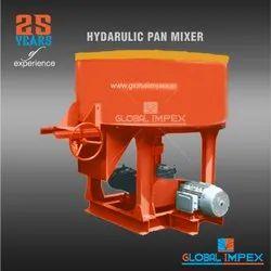 Concrete Pan Mixer 250 Kg