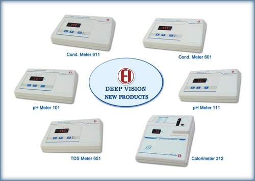 White Pp Deep Vision Instruments, Model Number: 101, Model Name/Number: 101