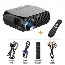Vivibright Gp-100 LED Multimedia Portable Projector