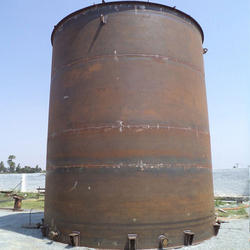 MS Fabricated Tank
