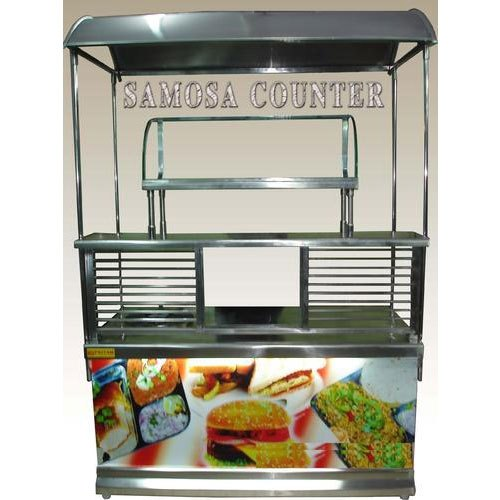 Stainless Steel Samosa Counter
