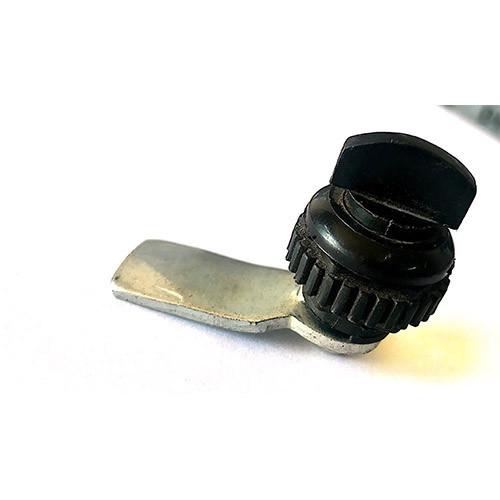Verix Plastic,Metal Knob Type Panel Lock, For Doors | ID