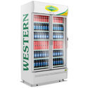 SRC1100 Double Door Visi Cooler