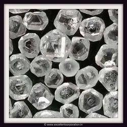CVD Small White Rough Diamond