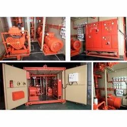 Containerised Fire Pump Set