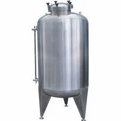 Stainless Steel Vertical Vessel