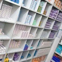 Modular Pharmacy Storage