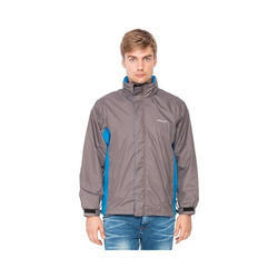 Brown Versatyl Unisex Polyester Jacket
