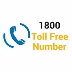 Toll Free Number 1800 Service
