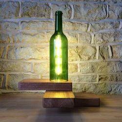 Bottle lamps bottle ke diye manufacturers suppliers wine bottle table lamp mozeypictures Gallery